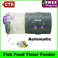 Wholesale High quality With Super Cheap Price HOPAR H Food Timer Automatic Fish Food Timer Feeder