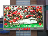 Wholesale led signs P12 outdoor advertising led display board P12 led display module