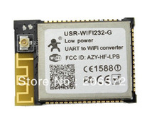 Wholesale Ultra low power consumption a serial port to WIFI module microcontroller WIFI module support batteries
