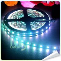 Wholesale New Arrival M Led strip RGB LEDs Light strip Flexible strip Non Waterproof leds M