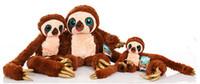 Wholesale Croods Monkey Belt - The Croods belt monkey madness primitive doll plush toys 40cm 15inch