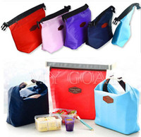 Wholesale Thermal Cooler Insulated Portable Waterproof Lunch Tote Storage Picnic Bag Pouch