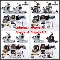 2 Guns beginner tattoo kit - Complete Tattoo Kits Tattoo Gun Machines Tattoo Ink Sets Tattoo Needles Tattoo Power Supply Tattoo Supplies Beginner Tattoo Kit