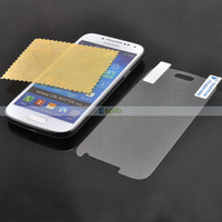 Wholesale High Clear Screen Protector without Retail Package for Samsung Galaxy S4 Mini i9190