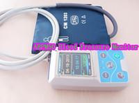 achat en gros de mapa pression artérielle-CONTEC Moniteur NIBP Tensiomètre ambulatoire Holter ABPM avec 3 brassards + TLC5000 + nouvelle version câbles compatibles