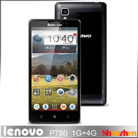 Cheap WCDMA P780 Best Dual Core Android Lenovo