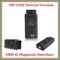 Wholesale 2013 Newest Version op com diagnostic tool op com OBDII Diagnostic interface professional opel auto scanner