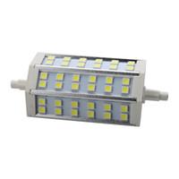 Led Flood Light Bulb Reviews: LED 7W IP44 7W 36PCS PURE White Warm White R7S High Power LED Lighting Lamp  Bulb 85V-265V For Halogen Flood Dimmable Undimmable Optional CORN LIGHT,Lighting