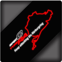 Personalized Sticker Door high quality reflective material free shipping high quality reflective Nurburgring racing track auto stickers motorcycle Accessorieses automobiles supplies vehicle decals