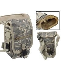 Wholesale Military Army Tactical Multi Layered Nylon Leg Waist Pouch Carrier Bag with Magazine Pouches