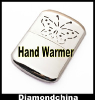 Wholesale Sample MINI Stainless Steel Handy Warmer Hand Warmer Chest Stove from Factory