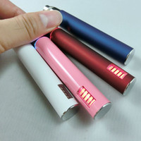6 colors Rechargeable variable voltage ego-V Battery e cig electronic cigarette ego battery