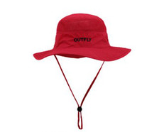 Wholesale Boonie Hat Quick drying Outdoor Equipment color Mix Order Low Price A3