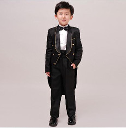 Wholesale New Beautiful Suit Children Kids Boys Suit TUXEDO Custom size
