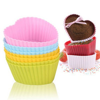 Wholesale Silicone Cake Mold Cupcake Mold Baking Mould Bakeware CWZ0430