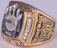 Wholesale 2005 XL P Steelers Super Bowl Championship ring size US best gift for fans collection High Quality