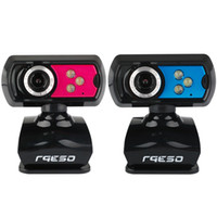 5 Mega 640x480 Digital Hd computer camera desktop webcam notebook webcam With microphone night vision free shipping