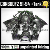 7gifts+ Tank Unpainted For HONDA 91- 94 CBR600F2 CBR600RR 91 9...