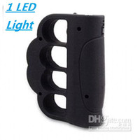 Wholesale LED Light VT400 TYPE knuckles style self defense Multifunctional flashlight