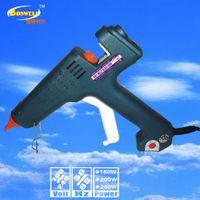 Wholesale EU plug W Adjustable Thermostats Hot melt glue gun