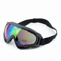 Wholesale Ski Skiing Snowboarding Sports Goggles UV400 Sunglasses colorful