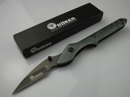 Wholesale Boker Sky Bird Multi Tool Outdoor Hunting Pocket Folding Knife Tactical HRC Aluminum Handle freeshipping