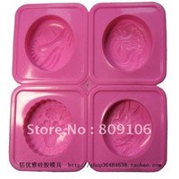 Cheap Silicone Rubber cake mold Best ECO Friendly Cake Moulds bakery tools