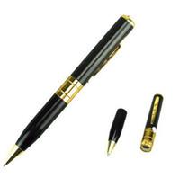 None   1280X960 HD pen mini DVR Spy Pen Digital Video Recorder Hidden camera webcam camcorder 10pcs lot