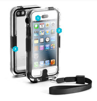 SurvivorCatalyst Waterproof Underwater Case for Apple iPhone...