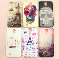 Cheap Plastic Painting Case Best For Samsung For Christmas For Samsung i9200