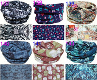 Wholesale New Fashion Men Ladies Teens Parkour Hiking Cycling Outdoor Sports Sweat Absorb Headband Scarf Mask Unisex Multi use Kerchief Hair Band Hood