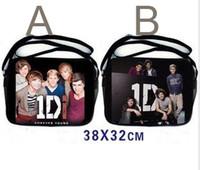 One Direction Canvas Shoulder Bag 8