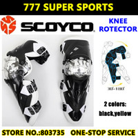 Wholesale Hot Sales Original CE Scoyco K12 Motorcycle Knee Protector Motocross Racing Guard Pads Protective Gears