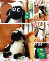 Wholesale Hot sale very cute NICI sheep creative plush toy stuffed toy doll Shaun sheep cm