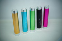 Emergency Chargers   External Battery 2600mAh Emergency Power Bank Charger For Iphone 5