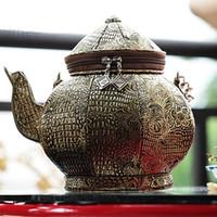 animal kettle - Fashion Amliya chinese unique teapot tea kettle shape handbag purse bag
