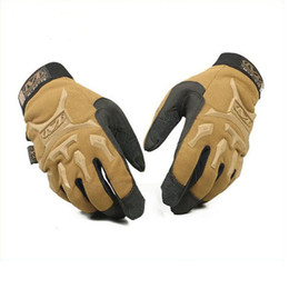 Wholesale Brand NEW Outdoor Gear Mechanix M Pact Covert Glove For Racing Airsoft Hunting Cycling Gloves