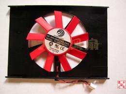Wholesale Original AMD FirePro V4900 W600 ATI V4900 W600 professional PLA06010S12H V A graphics card fan