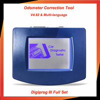Wholesale 2014 new and hot digiprog III Digiprog3 Digiprog V4 odometer programmer correction tool Multi language