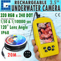 Wholesale FF3308 Waterproof M Cable Length Underwater Fishing amp Inspection Camera System CMD sensor with inch TFT RGB Monitor Fish Sea
