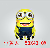 Wholesale Despicable me cm minion hydrogen balloon cartoon balloon children s toy