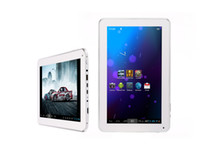 """Cheap iRULU 10.1"""" Android 4.2 Jelly Bean Tablet PC Dual Core RK 1G 8GB DDR Dual Web Camera HDMI 1024*600 WIFI 10.2"""" MID Tablet PC"""