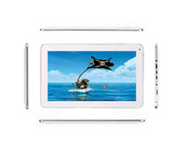 Wholesale iRuLu quot Android Allwinner A20 Tablet PC Dual Core Dual Camera GB G DDR Capacitive Touchscreen HDMI WIFI quot Tablet PC