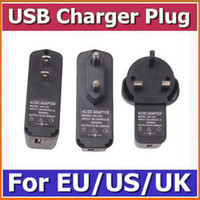 Wholesale DHL V a US UK EU plug AC Power adapter USB Charger for Tablet PC CCTV Camera CAA A