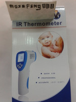 Wholesale Non Contact Digital IR body Infrared Thermometer c C F with Laser Sight