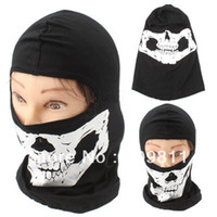 Wholesale DurableSWAT Balaclava Hood Hole Head Skull Face Mask Protector