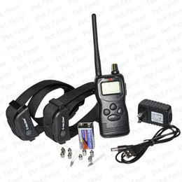 Wholesale 2013 New Vision M Remote Tone Vibrating Static Dog Training Collar Waterproof and Rechargeable