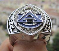 2010 Universidad de Auburn Tigers Campeonato Nacional tamaño Replica anillo 11 de Estados Unidos el mejor regalo para los fans de la colección de alta calidad