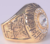 championship ring - Oilers STANLEY CUP Championship ring Replica size US best gift for fans collection High Quality