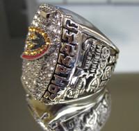 2007 Patos A Campeonato Copa Stanley tamaño Replica anillo 11 de Estados Unidos el mejor regalo para los fans de la colección de alta calidad